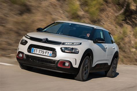 New Citroen C4 Cactus Review Comfort Is King  Car Magazine