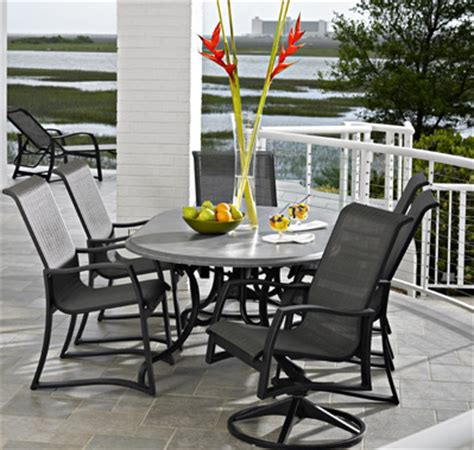 Watsons Patio Furniture Maryland by Sling Patio Furniture Watson S Fireplace And Patio