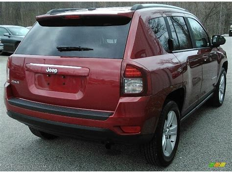 jeep compass 2017 red 2017 deep cherry red crystal pearl jeep compass sport 4x4