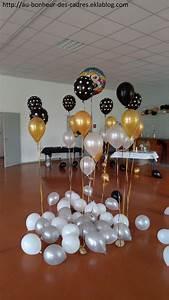 Deco Table 18 Ans : d co d 39 anniversaire 18 ans au bonheur des cadres ~ Dallasstarsshop.com Idées de Décoration