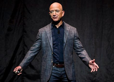 Jeff Bezos makes the average person's lifetime salary in ...