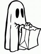 Fantasmas Bruxas Pidiendo Fantasmi Divertir Qdb Dibujoscolorear Paquete sketch template