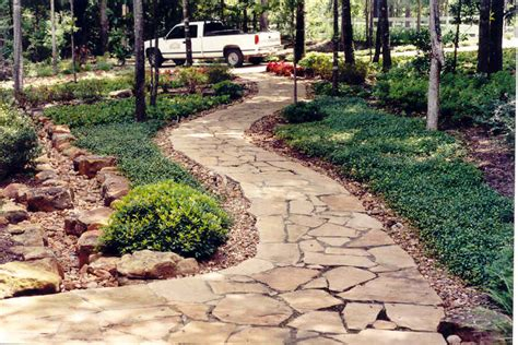 landscaping with flagstone ta bay flagstone pavers