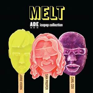 MELT Icepops 3D Printing An Ice Cream Of Your Own Face