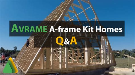 avrame  frame home kits frequently asked questions avrame