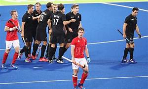 Team GB's men secure Olympic point with 2-2 draw against ...
