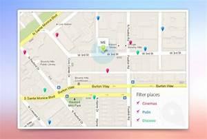 Image Google Map : app google maps template psd file free download ~ Medecine-chirurgie-esthetiques.com Avis de Voitures