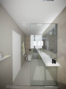 Minosa bringing sexy back the modern bathroom for How much does it cost to build an ensuite bathroom