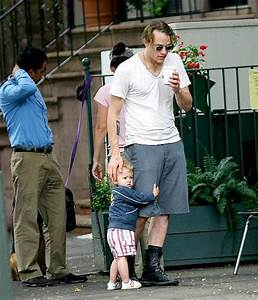 new pics heath ledger and daughter