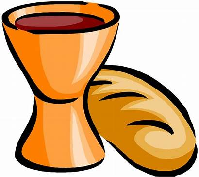 Bread Wine Svg Commons Communion Clip Holy