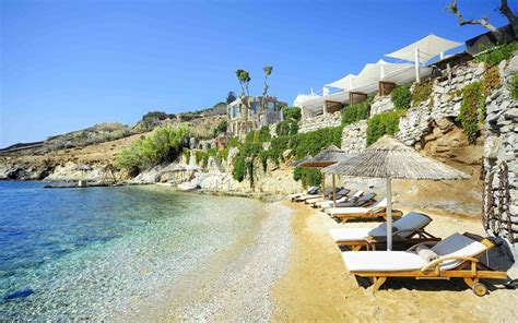Kivotos Mykonos Hotel Review Mykonos Greece Travel