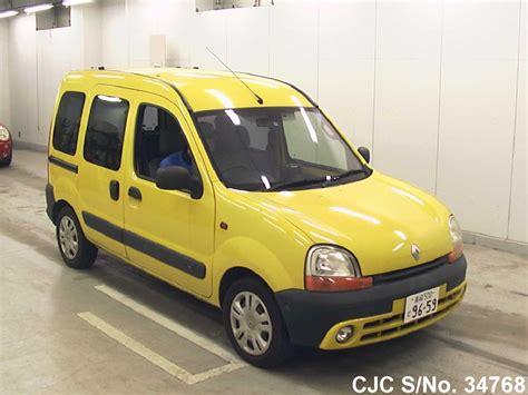 renault yellow 2003 renault kangoo yellow for sale stock no 34768