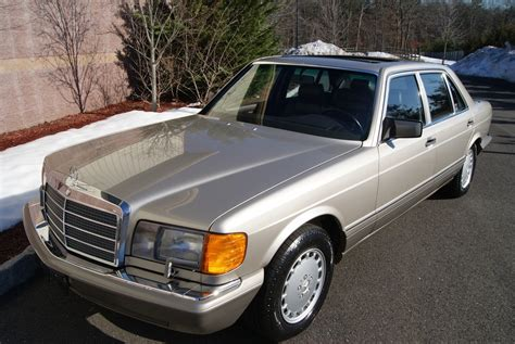 1990 Mercedes Benz 560sel For Sale