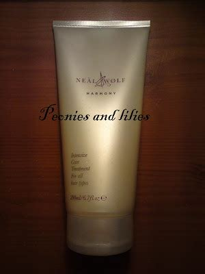 Neal And Wolf Harmony Review  Peonies And Lilies