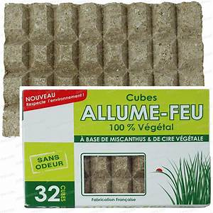 Allume Feu Cire : allume feu naturel ~ Premium-room.com Idées de Décoration