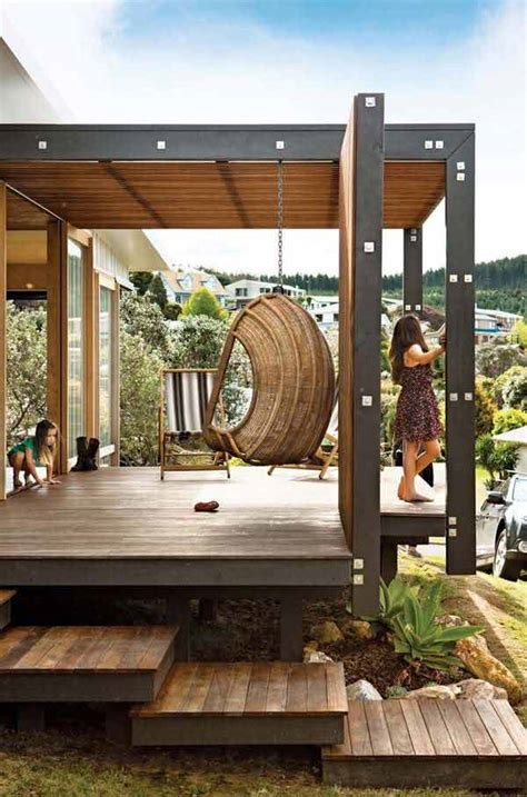 Deck Kithkin Modern 2015 by 32 Wonderful Deck Designs To Make Your Home Extremely