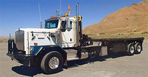 kenworth bed truck big ticket truck and transport items september 2014