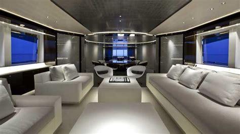 design  interior  luxury sailing  motor yachts