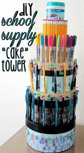 17 best images about School Supply Towers on Pinterest ...
