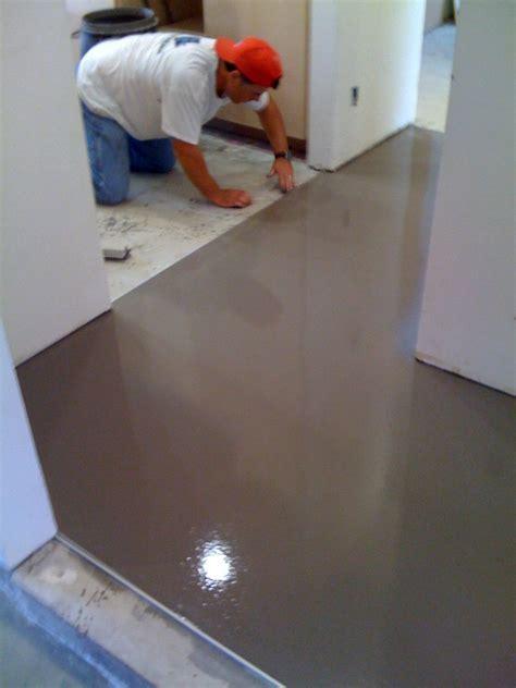Self Leveling Concrete Floor Contractors   Carpet Vidalondon