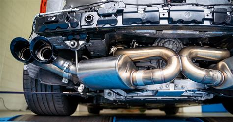Lingenfelter Unleashes C8 Exhaust Offering Enhanced ...