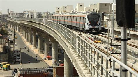 Ahmedabad-Gandhinagar Metro Phase-II to begin in June 2020 ...