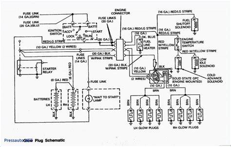 Expert Duramax Glow Plug Wiring Diagram
