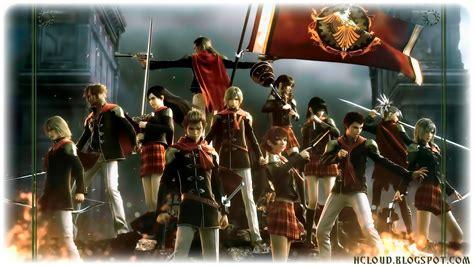 final kingdom final fantasy type  wallpapers
