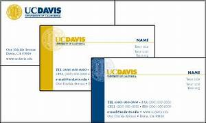 Uc davis stationery by repro graphics for Uc davis business cards