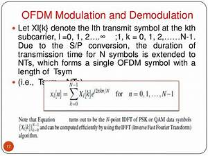 Design Ofdm System And Remove Nonlinear Distortion In Ofdm