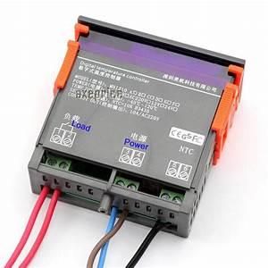 Digital Thermostat Stc