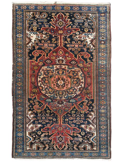 Antique Rugs - beautiful antique malayer rug 7 by 4 area rug ae rugs