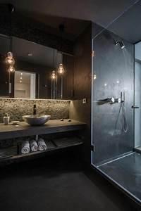 Kleines Designer Bad : kleines bad welche wandfarben w ren passend badezimmer schwarz kleine badezimmer und ~ Sanjose-hotels-ca.com Haus und Dekorationen