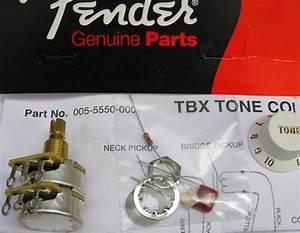 Fender Tbx Tone Control 099