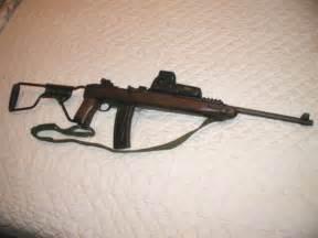 M1 Carbine Scope Mount