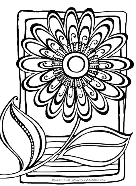 abstract art coloring pages bestofcoloringcom