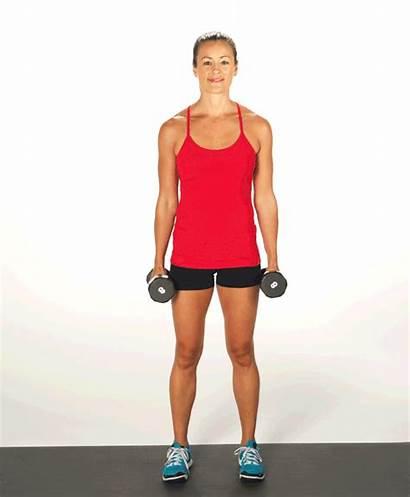 Bicep Curl Workout Curls Fitness Biceps Popsugar