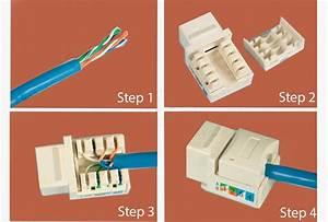 Rj45 Cat5e Cat6e Cat7 Ethernet Cable Tester Connector