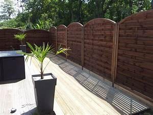 Agrafeuse Pour Brise Vue : brise vue terrasse ma terrasse ~ Mglfilm.com Idées de Décoration