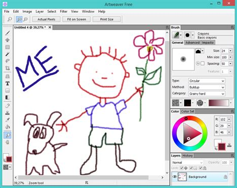 better paint program the best 5 free alternatives to microsoft s paint