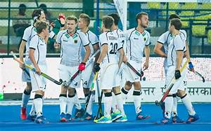 Germany the first team to reach quarter-finals at Men's ...