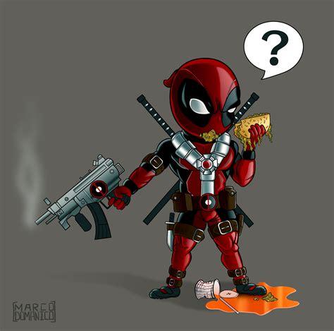 Fan Art Friday #66  Deadpool Nerdist
