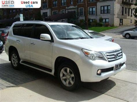 For Sale 2011 Passenger Car Lexus Gx 460 Suv, Englewood