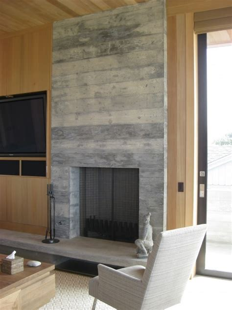gas fireplace reclaimed wood surround fireplace