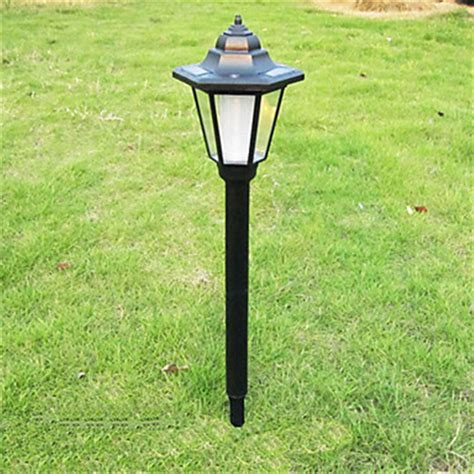 outdoor garden solar power landscape path lights izvipi
