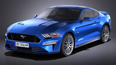 Ford Mustang Gt 2018 Studio