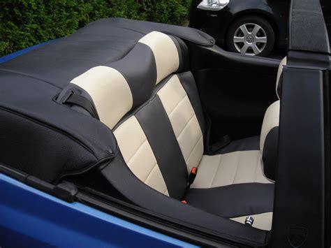 golf 4 cabriolet si 233 ge de cuir artificiel couvre en en 4 couleurs