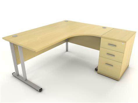corner desk home office maple corner desk icarus office furniture