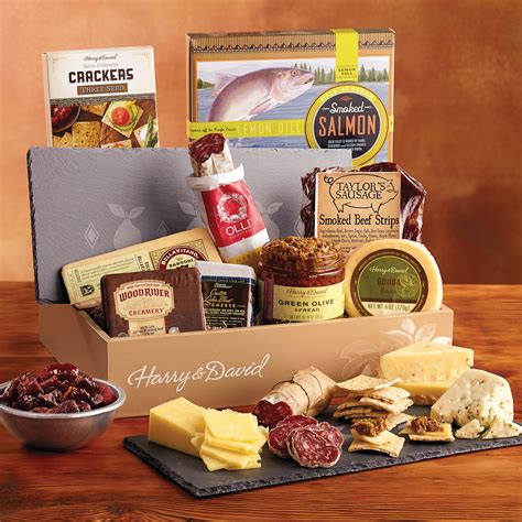 meat and cheese gift basket artisan meat and cheese gift best meat and cheese gift