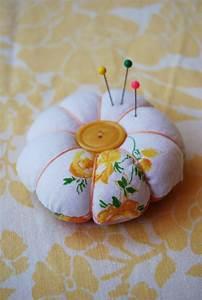 46 Best Pin Cushion Tutorials Images On Pinterest